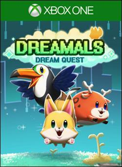 Dreamals: Dream Quest (Xbox One) by Microsoft Box Art