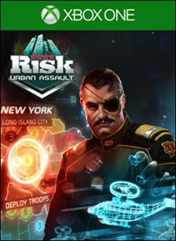 Risk: Urban Assault (Xbox One) by Ubi Soft Entertainment Box Art