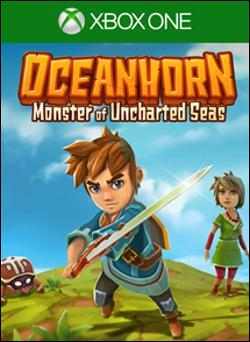 Oceanhorn: Monster of Uncharted Seas (Xbox One) by Microsoft Box Art