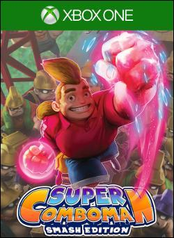 Super Comboman: Smash Edition Box art