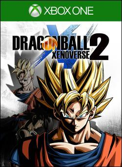 Dragon Ball Xenoverse 2 Box art