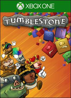 Tumblestone (Xbox One) by Microsoft Box Art