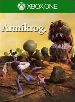 Armikrog (Xbox One) by Microsoft Box Art