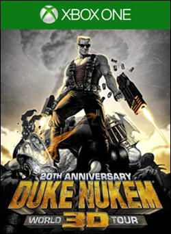 Duke Nukem 3D: 20th Anniversary Edition World Tour (Xbox One) by Microsoft Box Art