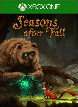 Seasons after Fall (Xbox One) by Microsoft Box Art