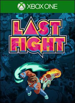 LASTFIGHT (Xbox One) by Microsoft Box Art