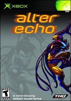 Alter Echo (Xbox) by THQ Box Art