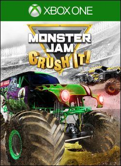 Monster Jam: Crush It! (Xbox One) by Microsoft Box Art