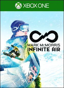 Mark McMorris Infinite Air (Xbox One) by Microsoft Box Art