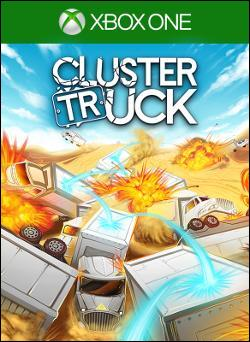 ClusterTruck (Xbox One) by Microsoft Box Art