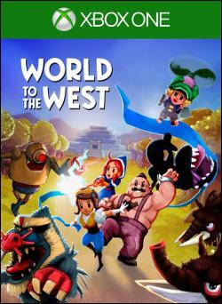 World to the West (Xbox One) by Microsoft Box Art