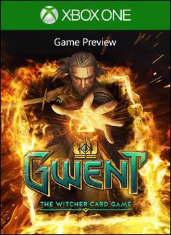 GWENT: The Witcher Card Game (Xbox One) by Microsoft Box Art