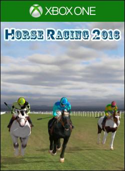 Horse Racing 2016 (Xbox One) by Microsoft Box Art