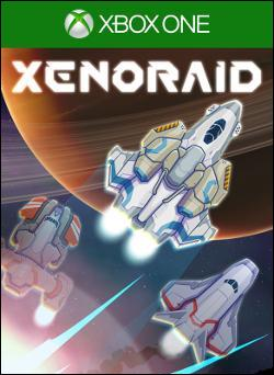 Xenoraid Box art