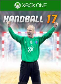 Handball 17 (Xbox One) by Microsoft Box Art