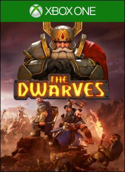 Dwarves, The (Xbox One) by THQ Box Art