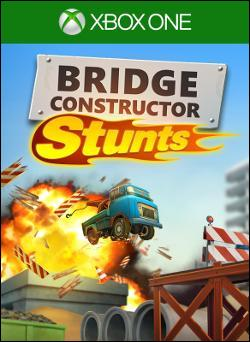 Bridge Constructor Stunts Box art