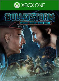 Bulletstorm: Full Clip Edition (Xbox One) by Microsoft Box Art