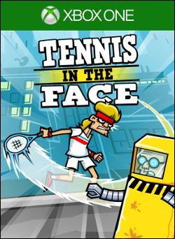 Tennis in the Face (Xbox One) by Microsoft Box Art