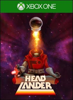 Headlander (Xbox One) by Microsoft Box Art