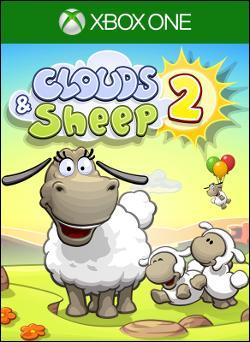 Clouds & Sheep 2 (Xbox One) by Microsoft Box Art