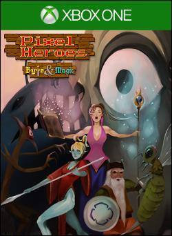 Pixel Heroes: Byte & Magic (Xbox One) by Microsoft Box Art