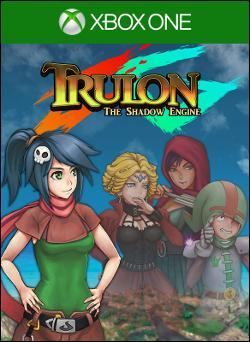 Trulon: The Shadow Engine (Xbox One) by Microsoft Box Art
