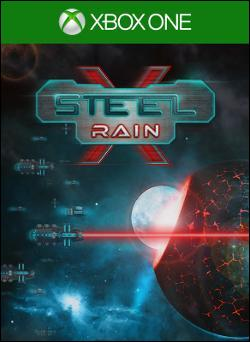 Steel Rain X Box art