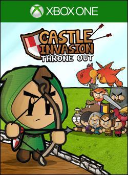 Castle Invasion: Throne Out (Xbox One) by Microsoft Box Art
