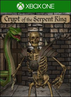 Crypt of the Serpent King (Xbox One) by Microsoft Box Art
