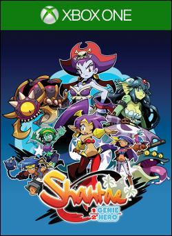 Shantae: Half-Genie Hero (Xbox One) by Microsoft Box Art