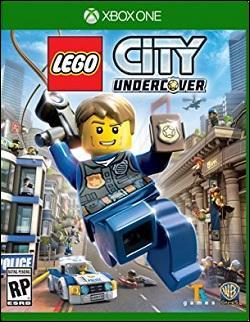 LEGO City Undercover (Xbox One) by Warner Bros. Interactive Box Art