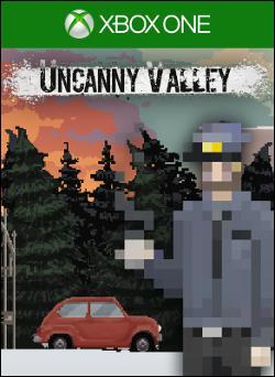 Uncanny Valley (Xbox One) by Microsoft Box Art