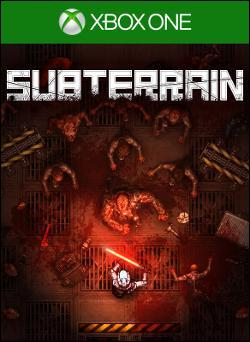 Subterrain Box art