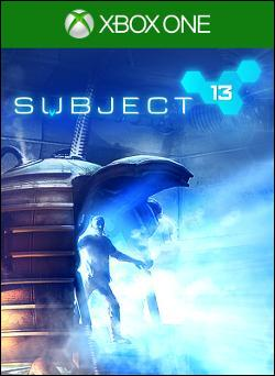 Subject 13 (Xbox One) by Microsoft Box Art