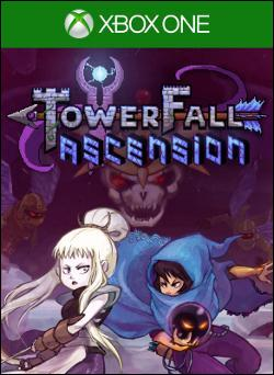 TowerFall Ascension (Xbox One) by Microsoft Box Art