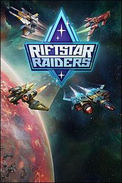 RiftStar Raiders Box art