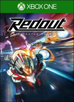Redout: Lightspeed Edition (Xbox One) by 505 Games Box Art