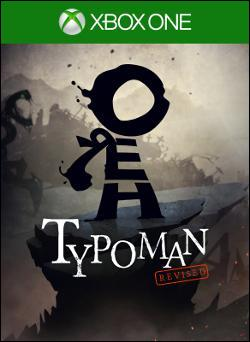 Typoman (Xbox One) by Microsoft Box Art