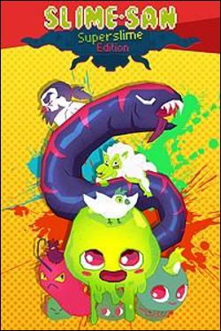 Slime-san: Superslime Edition Box art
