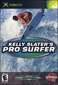 Kelly Slater's Pro Surfer Box art