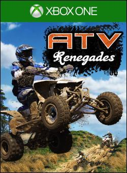 ATV Renegades (Xbox One) by Microsoft Box Art