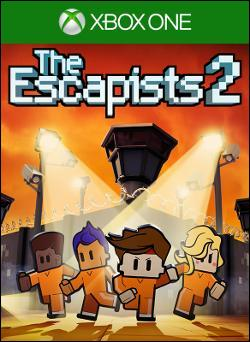Escapists 2, The Box art