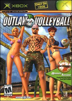 Outlaw Volleyball Box art