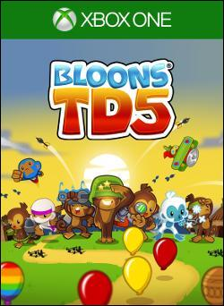 Bloons TD 5 (Xbox One) by Microsoft Box Art
