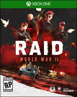 RAID: World War II (Xbox One) by Microsoft Box Art