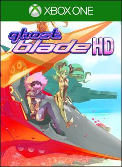 Ghost Blade HD Box art