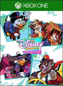 The Disney Afternoon Collection (Xbox One) by Capcom Box Art