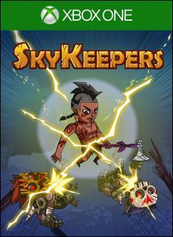 SkyKeepers Box art