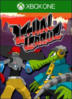 Lethal League (Xbox One) by Microsoft Box Art